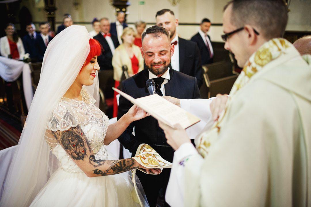 Fotograf ślubny Mrągowo