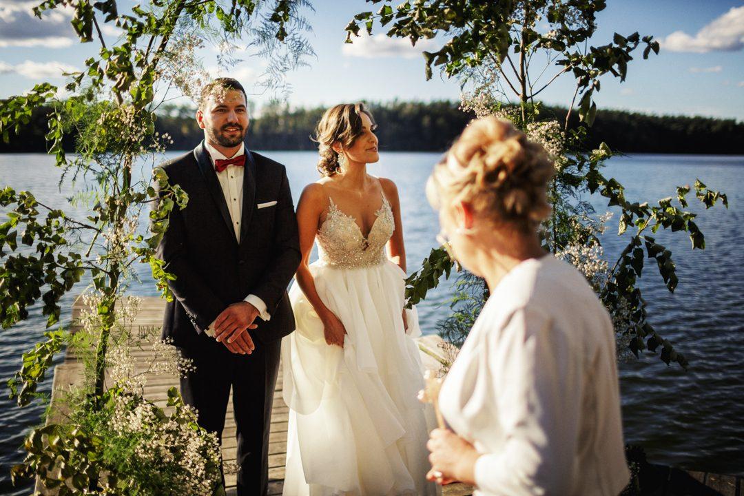 wesele nad jeziorem olsztyn