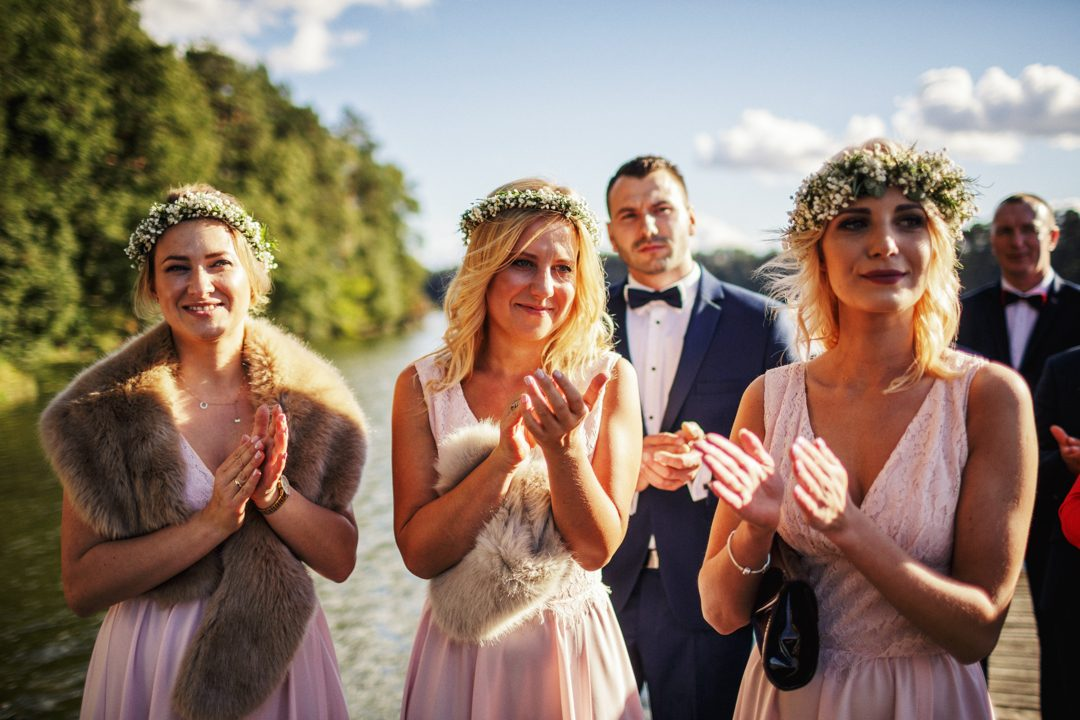 Ślub Marty i Tomka, Wiatraki Marózek.