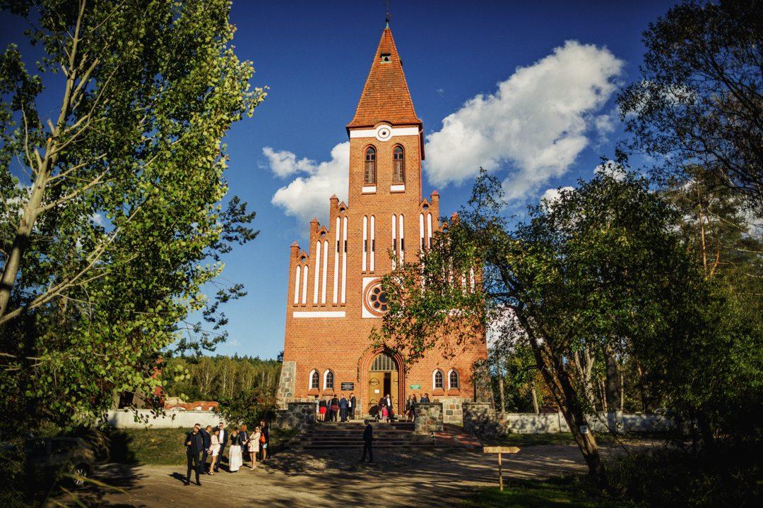 Kościół Rzymskokatolicki pw. Jana Chrzciciela orzechowo