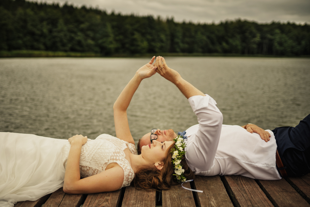 zdjęcia nad jeziorem giżycko