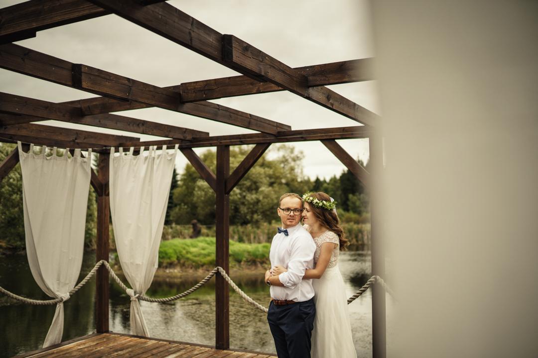 ślub mazurskie siedlisko kruklin