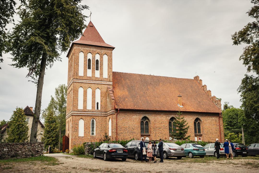 Kościół Rzymskokatolicki pw. św. Maksymiliana Marii Kolbego Kuty