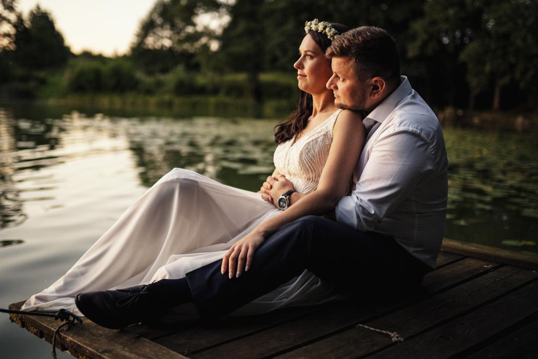zdjęcia ślubne mazury