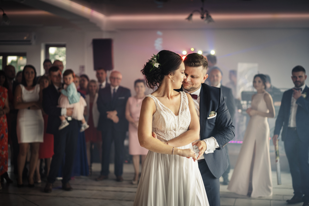 pierwszy taniec ślub wardomy