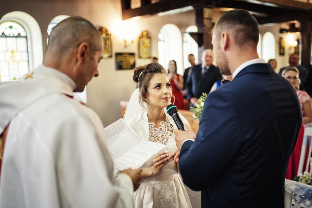 ślub Kościół Rzymskokatolicki pw. św. Jana Chrzciciela