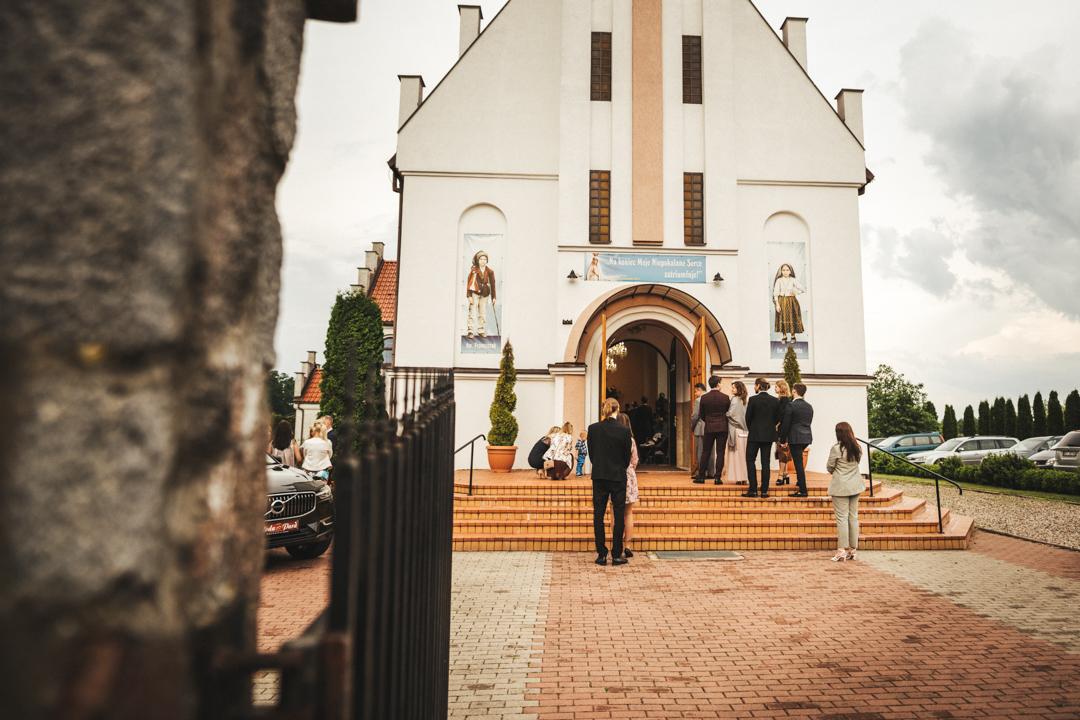 ślub Kościół Rzymskokatolicki pw. św. Piotra i Pawła Judziki