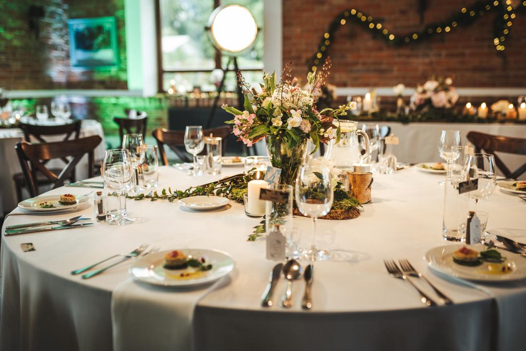 dekoracja wesele folwark łękuk