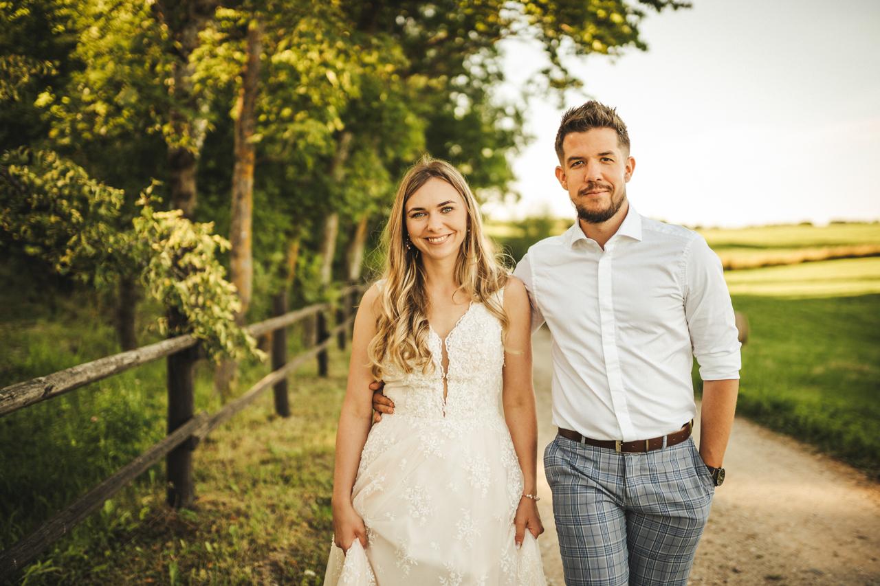 Magdalena i Adrian Osada Dębowo