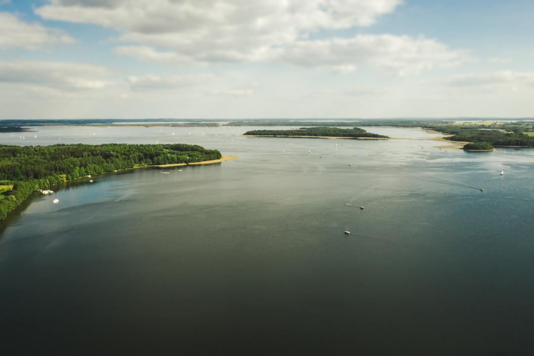 Jezioro Przystań