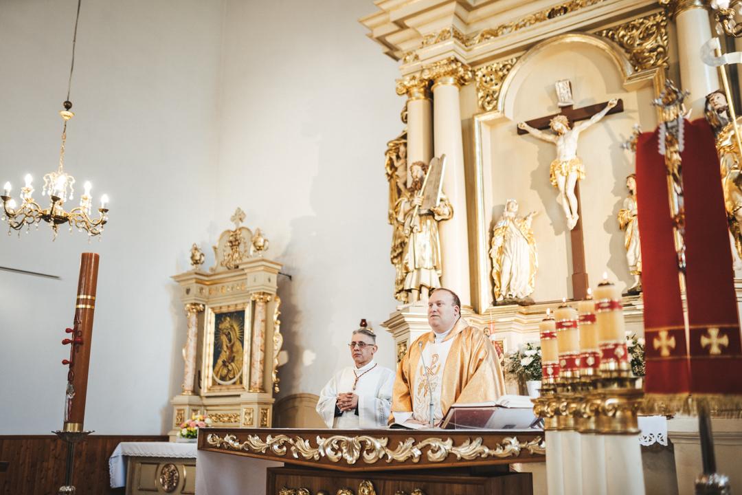Kościół pw. Jana Chrzciciela w Bartoszycach